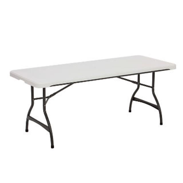 Where to find 6  PLASTIC TABLE in Bellingham