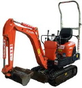 Rental store for EXCAVATOR KUBOTA 008 2200LB in Bellingham WA