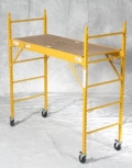 Rental store for ROLLING BAKERS SCAFFOLDING 6 Wx32 Dx6 T in Bellingham WA