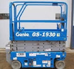 Where to find GENIE SCISSOR LIFT GS1930 in Bellingham
