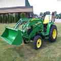 Used Equipment Sales JOHN DEERE 4x4 TRACTOR in Bellingham WA