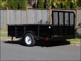 Utility Trailer 6x10 Rentals Bellingham Wa Where To Rent