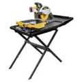 Rental store for TILE SAW NEW WITH STAND DEWALT in Bellingham WA