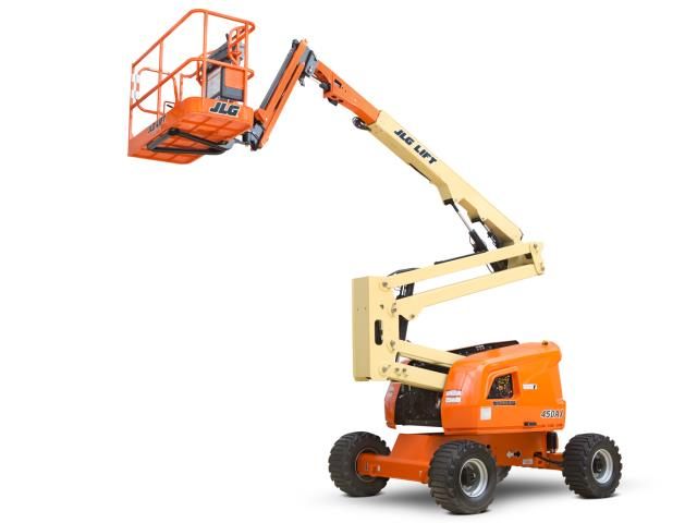 Where to find 45FT ARTICULATING BOOM LIFT in Bellingham